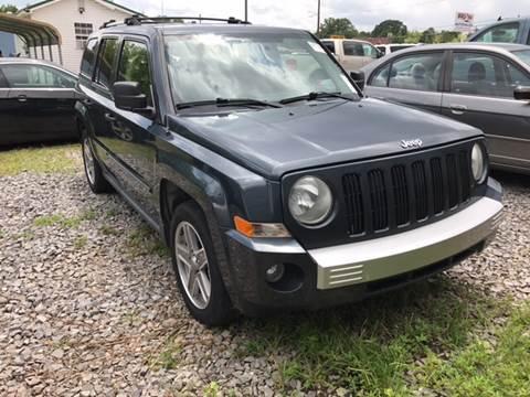2007 Jeep Patriot For Sale In Georgia Carsforsale