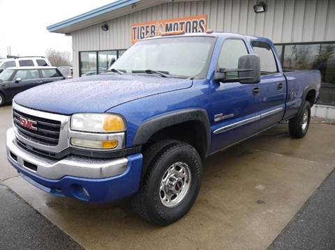 2003 GMC Sierra 2500HD for sale in Marshfield, WI