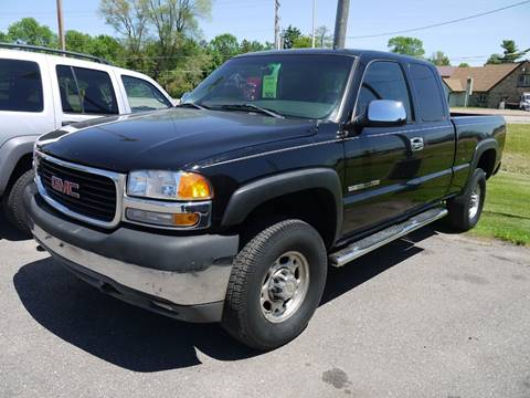 2001 GMC Sierra 2500HD for sale in Marshfield, WI