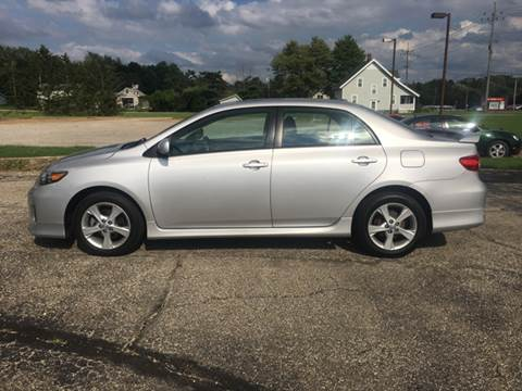 2011 Toyota Corolla for sale in Chesterland, OH
