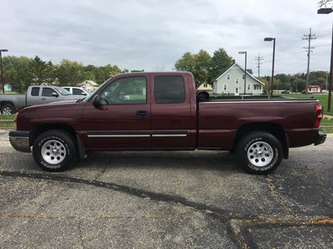 2003 Chevrolet Silverado 1500 for sale in Chesterland, OH