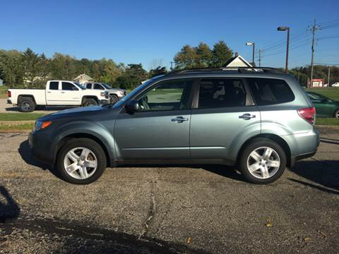 2010 Subaru Forester for sale in Chesterland, OH