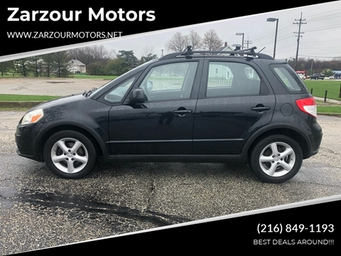 2008 Suzuki SX4 Crossover for sale in Chesterland, OH