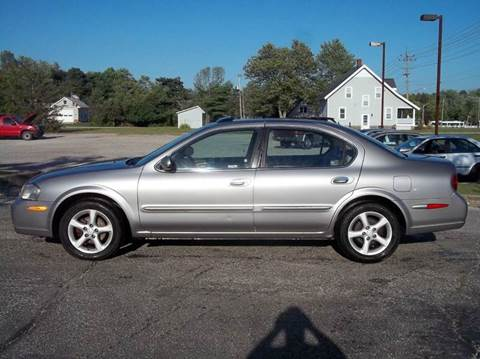 2000 Nissan Maxima for sale in Chesterland, OH