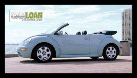 2004 volkswagen beetle for sale in florida for Hilltop motors jacksonville fl