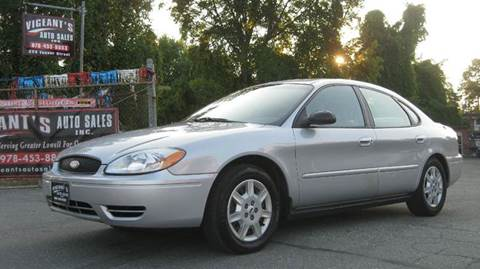 2005 Ford Taurus for sale in Lowell, MA