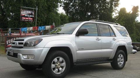 2004 Toyota 4Runner for sale in Lowell, MA