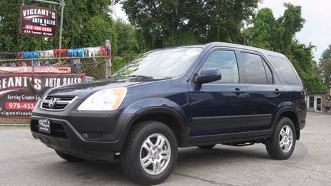 2004 Honda CR-V for sale in Lowell, MA