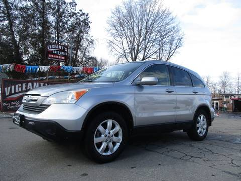 2008 Honda CR-V for sale in Lowell, MA