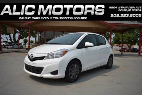 2014 Toyota Yaris for sale in Boise, ID