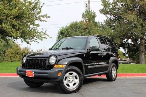 2007 Jeep Liberty for sale in Boise, ID