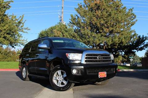 2011 Toyota Sequoia for sale in Boise, ID