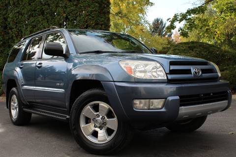 2003 Toyota 4Runner for sale in Boise, ID