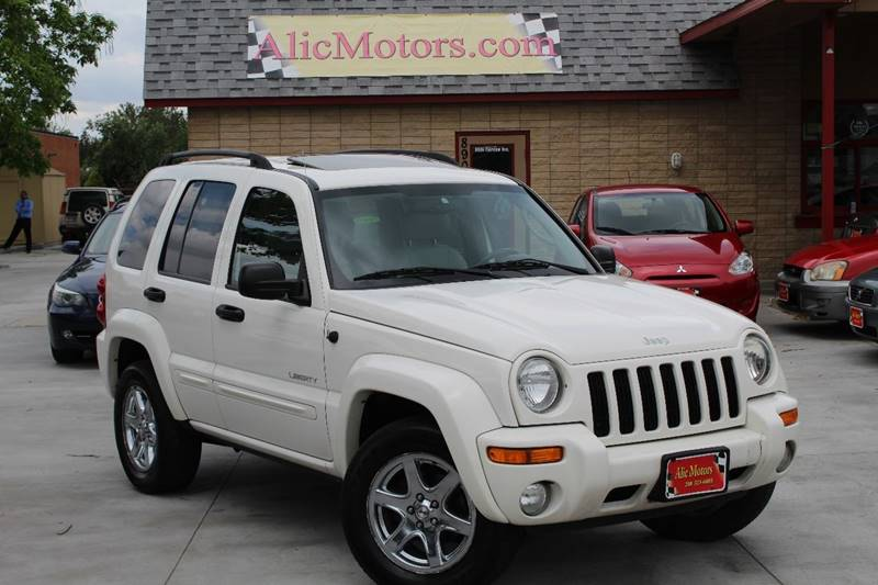 2004 Jeep Liberty Limited 4WD 4dr SUV In Boise ID - ALIC MOTORS