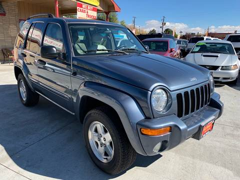2002 Jeep Liberty for sale in Boise, ID