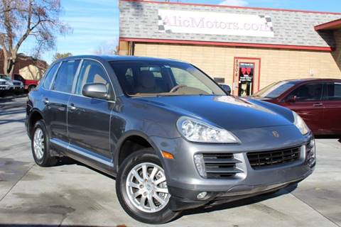 2009 Porsche Cayenne for sale in Boise, ID