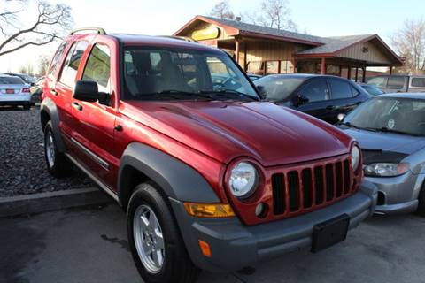 2005 Jeep Liberty for sale in Boise, ID