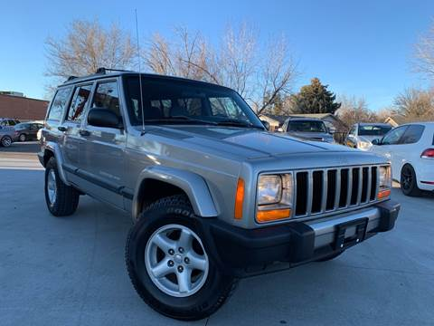 2000 Jeep Cherokee for sale in Boise, ID