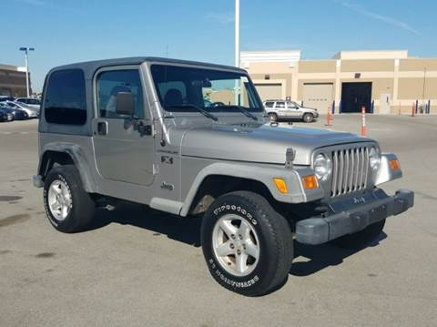 2002 Jeep Wrangler for sale in Boise, ID