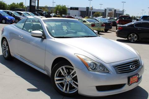 2010 Infiniti G37 Convertible for sale in Boise, ID