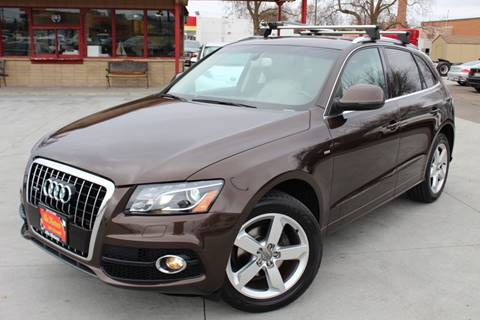 2011 Audi Q5 for sale at ALIC MOTORS in Boise ID