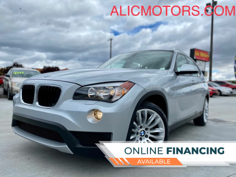 2014 BMW X1 for sale at ALIC MOTORS in Boise ID