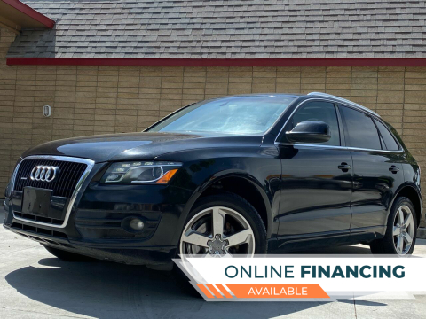 2009 Audi Q5 for sale at ALIC MOTORS in Boise ID