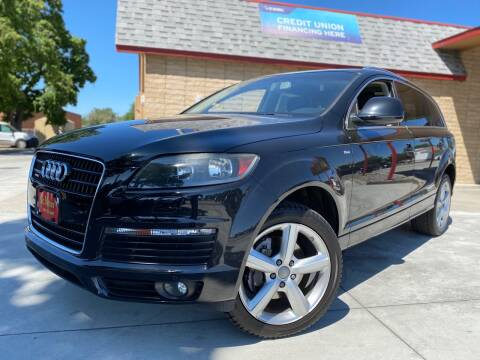 2009 Audi Q7 for sale at ALIC MOTORS in Boise ID