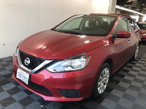 2017 Nissan Sentra for sale at ALIC MOTORS in Boise ID