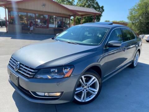 2013 Volkswagen Passat for sale at ALIC MOTORS in Boise ID