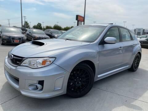 2014 Subaru Impreza for sale at ALIC MOTORS in Boise ID