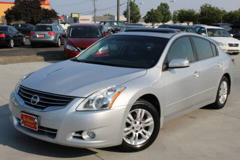 2012 Nissan Altima for sale at ALIC MOTORS in Boise ID