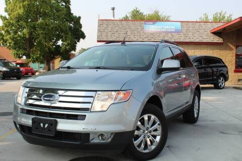 2007 Ford Edge for sale at ALIC MOTORS in Boise ID
