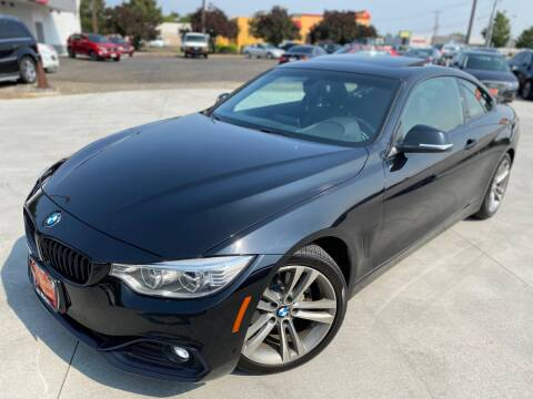 2014 BMW 4 Series for sale at ALIC MOTORS in Boise ID