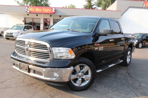 2014 RAM Ram Pickup 1500 for sale at ALIC MOTORS in Boise ID
