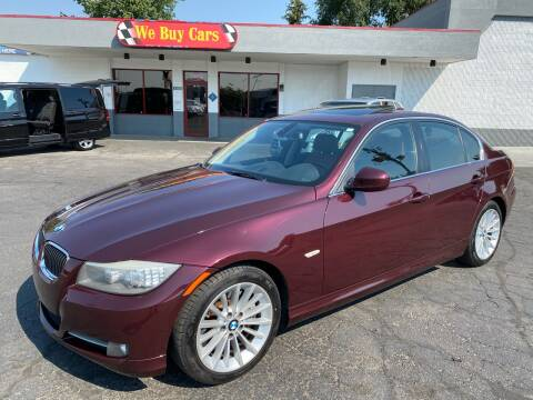 2010 BMW 3 Series for sale at ALIC MOTORS in Boise ID