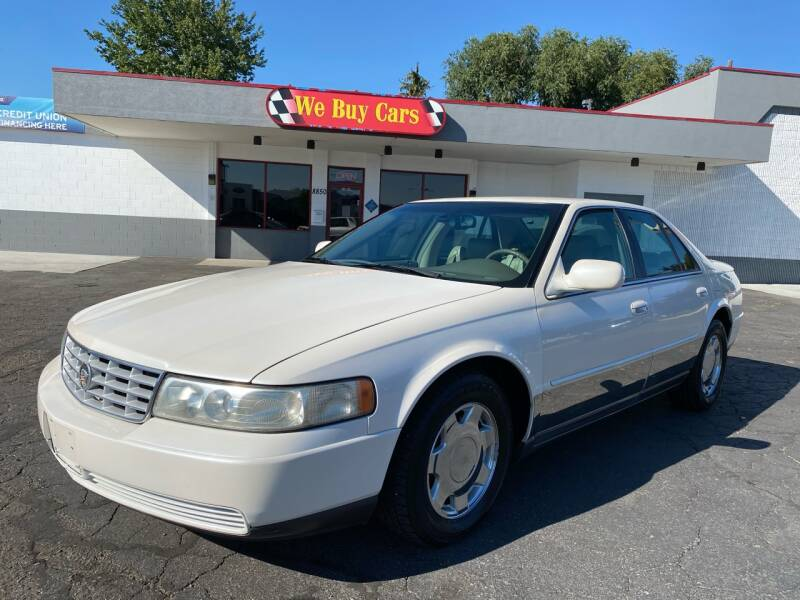 2001 Cadillac Seville for sale at ALIC MOTORS in Boise ID