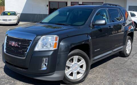 2013 GMC Terrain for sale at ALIC MOTORS in Boise ID