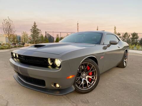 2017 Dodge Challenger for sale at ALIC MOTORS in Boise ID