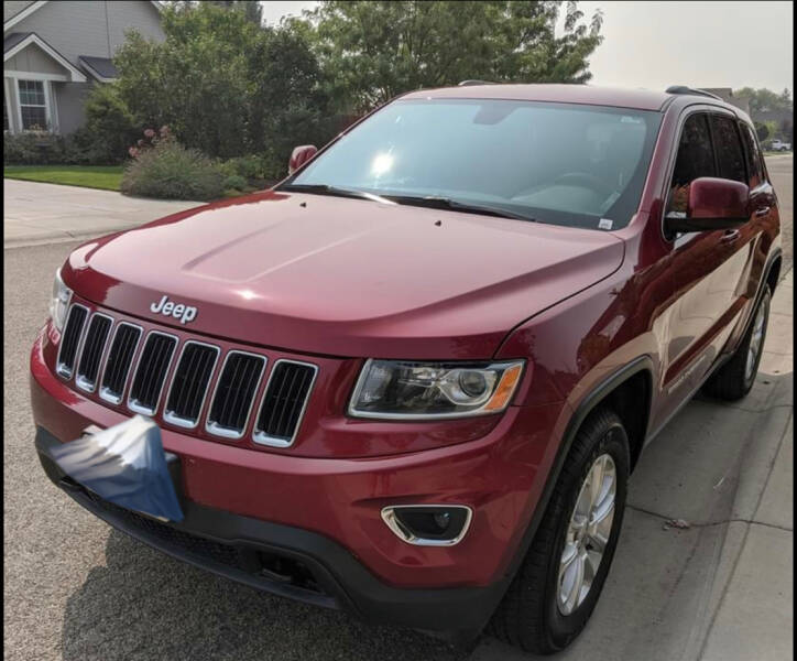 2015 Jeep Grand Cherokee for sale at ALIC MOTORS in Boise ID