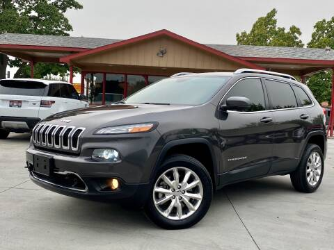2014 Jeep Cherokee for sale at ALIC MOTORS in Boise ID