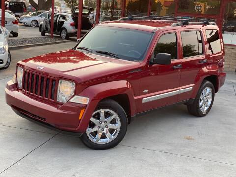 2012 Jeep Liberty for sale at ALIC MOTORS in Boise ID
