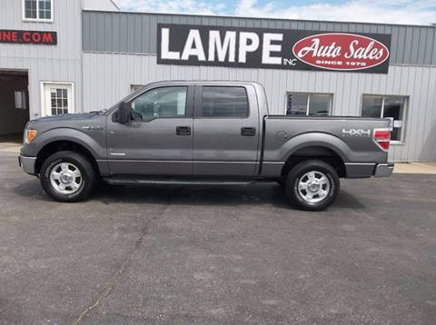 2013 Ford F-150 for sale in Merrill, IA