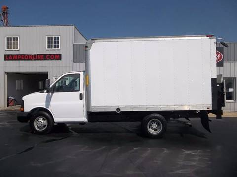 2012 Chevrolet Express Cutaway for sale in Merrill, IA