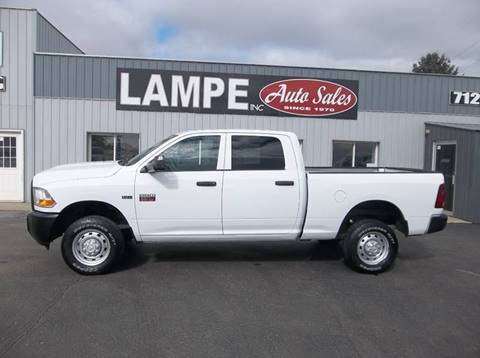 2012 RAM Ram Pickup 2500 for sale in Merrill, IA