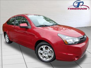 2010 Ford Focus for sale in Cumberland, MD