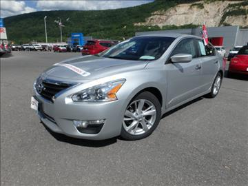 2013 Nissan Altima for sale in Cumberland, MD