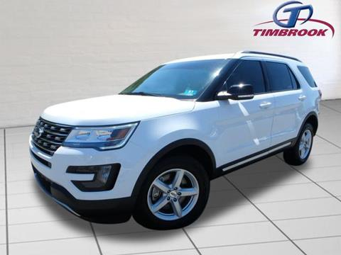 2016 Ford Explorer for sale in Cumberland MD