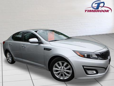 2014 Kia Optima for sale in Cumberland MD
