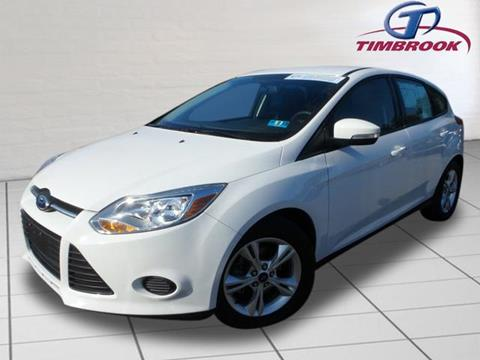 2013 Ford Focus for sale in Cumberland MD
